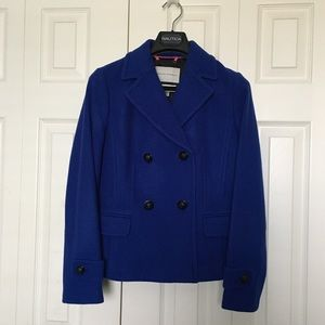 BR wool pea coat size S brand new